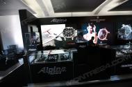 GTE 2012: Pavilions of Alpina & Frederique Constant watches