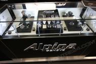 GTE 2012: Alpina watches