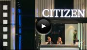 Citizen watches at BaselWorld 2012 (Basel, March 2012)