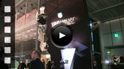 Tag Heuer watches at BaselWorld 2012 (Basel, March 2012)