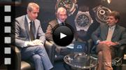 Presentation of Dino Zei book about the company Anonimo Firenze at BaselWorld 2012