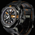 BaselWorld 2012: Hydroscaph Limited Edition Central Chronograph Watch by Clerc