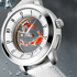 BaselWorld 2012: Art Collection by Quinting. Model ¹3 - The Koi Fish Watch