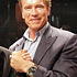 Arnold Schwarzenegger at the Baselworld-2012