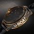 Italian craftsmanship at the BaselWorld 2012: a luxury watch Black Swan by U-Boat