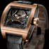 BaselWorld 2012: Ti-Bridge Power Reserve Watch - the concept of linear time by Corum