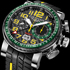 BaselWorld 2012: Silverstone Stowe GMT Chapman Watch by Graham