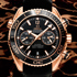 BaselWorld 2012: Seamaster Planet Ocean Chronograph Ceragold Watch by Omega