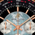 Novelty by Breitling Company - Transocean Chronograph Unitime Watch