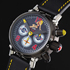 "B.R.M. Bombers – new men's watches ""after the image and likeness"" of fighter aircrafts"