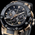 BaselWorld 2012: Novelty by Rebellion Company - Predator Chronograph Sectorial Second Watch