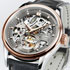 Watch-skeletons by Armand Nicolet at BaselWorld 2012