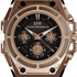 New Spido Speed Gold Chronograph by Linde Werdelin