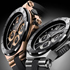 Novelty by Bvlgari - Diagono Ceramic Watch for Men and Women