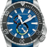 Sea Hawk 1000 �Big Blue� Watch by Girard-Perregaux to the World Oceans Day