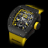 New Richard Mille RM 011 Felipe Massa Flyback Chronograph CARBON in Honor of the Return of Formula 1 to the U.S.A.