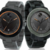 New Bold Titanium Watches by Movado