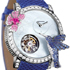 Hibiscus Tourbillon Watch by Boucheron
