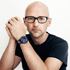New Little Idiot Watch by Swatch, created together with Moby