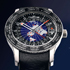 New B-47 World Timer GMT Watch by Fortis