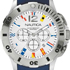 "Novelty by Nautica – ""Funny"" Nautica BFD 101 Dive Style Flag Watch."
