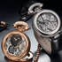 New Original Tourbillon Grande Date 5-Day Reversed Watch by Bovet