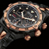 Atlantic Represents a New Diver�s Blackshark Chronograph Watch