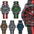 Luminox introduces new striped straps