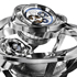 New Chronometric Set Montblanc Régulateur Nautique, devoted on sea voyages