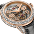 New Tourbillon with Three Gold Bridges limited editions Watch, presented by Girard-Perregaux