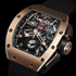 New Richard Mille 011 Felipe Massa Flyback Chronograph «Red Kite» Watch