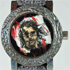 Demons of Halloween on the dials of the new line Halloween Collection by ArtyA