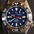 А new diver's watch M-Force SEL03001D by Orient