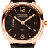 New Model by Panerai: Radiomir 3 Days GMT Oro Rosso 47 mm