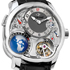 A new watch Greubel Forsey with the function of GMT