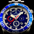 Caldiver Usa 500 Watch by Deep Blue