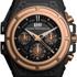 Linde Werdelin Releases New SpidoSpeed Gold DLC Titanium Watch