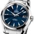 Omega Presents New Seamaster Aqua Terra 150M Blue Dial Watch