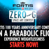 Zero-G Space Art Contest in honor of the Fortis 100th anniversary
