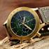 New Marine Chronograph Chronometer Bronze by company Steinhart