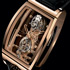 Golden Bridge Tourbillon Panoramique - Airy mechanical beauty