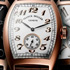 New Vintage Curvex 7-Days Power Reserve by Franck Muller