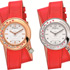 Salvatore Ferragamo Presents Gancino Sparkling Xmas Edition Watch