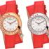 Salvatore Ferragamo Presents Gancino Sparkling Xmas Edition Watch