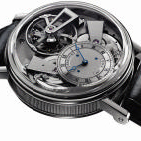 � week of Leonardo da Vinci creation on CNN television with Breguet support