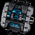 Rebellion Presents T-1000 Gotham Timepiece