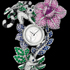 Van Cleef & Arpels High Jewellery Timepiece Makis Decor - ladies watch for special occasions!