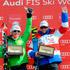 Mikaela Shiffrin and Alexis Pinturault were awarded Longines Rising Ski Stars