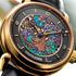 Kari Voutilainen Presents 28 Sarasamon Timepiece