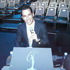 Ritmo Mundo Ambassador Helio Castroneves - the jury of the contest Miss Universe 2011